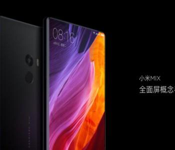 Xiaomi Mi Mix: Smartphone không viền màn hình