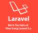Bài 6: View trong laravel 5.x