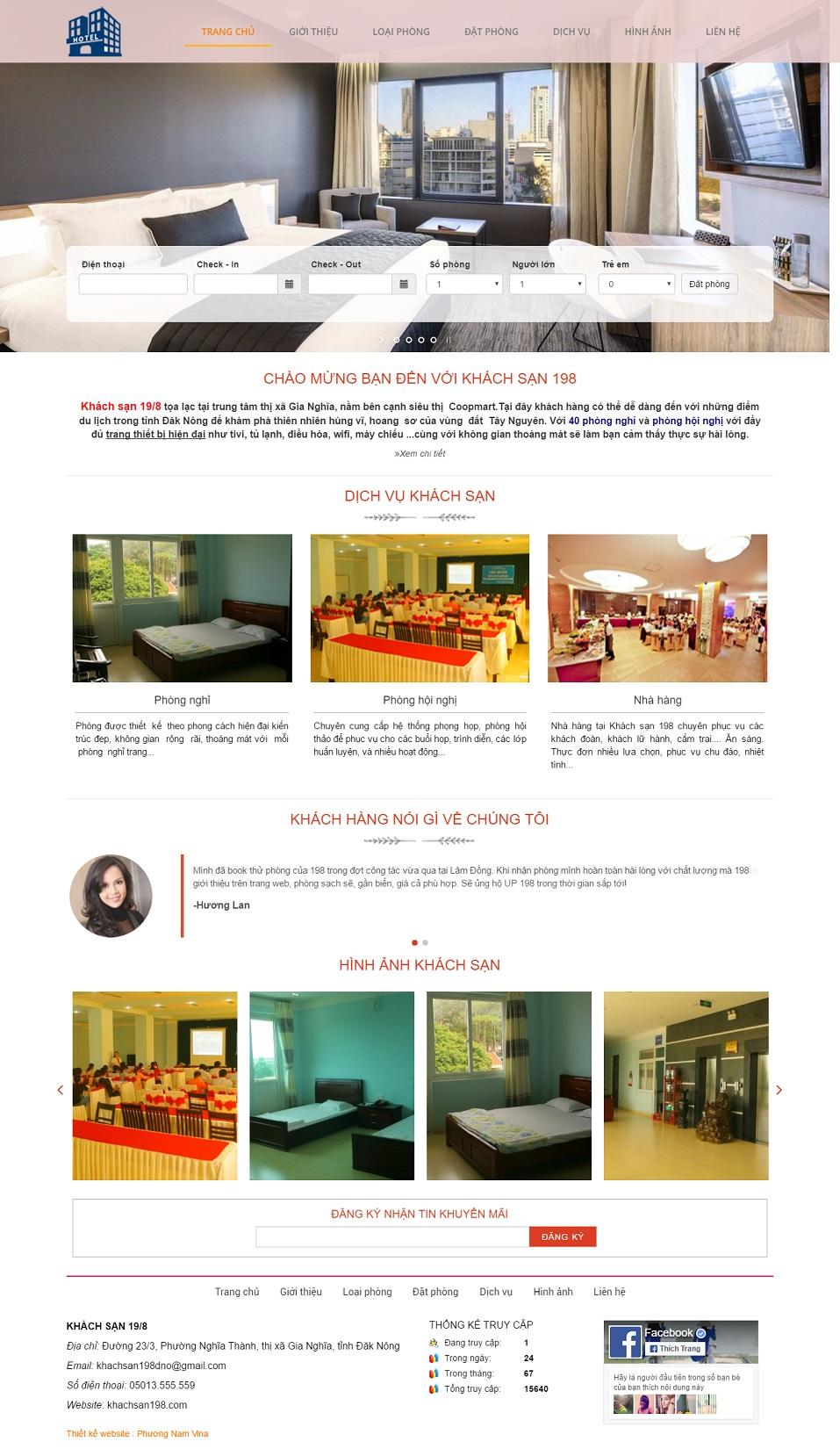 Khách sạn 19-8