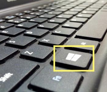 Một số phím tắt thường xuyên sử dụng trên windows